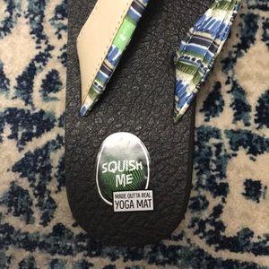 Sanuk Shoes - Yoga Mat Flip Flops